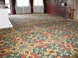Custom rug-Johnson