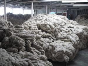 20 skeins of wool