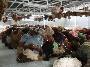 25 wool storage