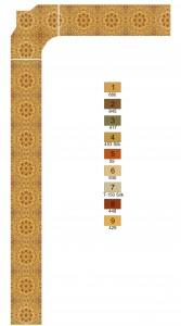 Dol 2289 B - 2291 B Thamel Vanilla